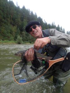 Pêche à la mouche en Pologne, guide de pêche à la mouche
