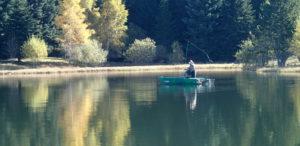 Pêche à la mouche en Auvergne