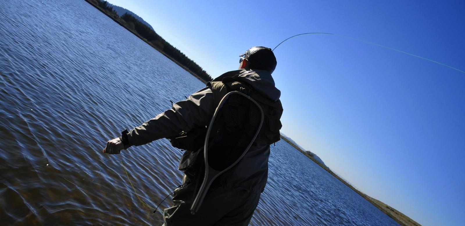 reservoir auvergne guide de pêche franck coudière malaguet verrière