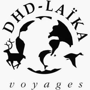 logo dhd laika agence de voyage de pêche