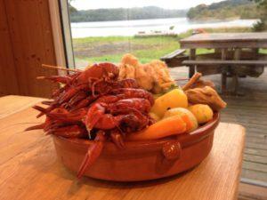 recette du lac de la Landie