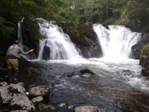 cascade de st Donat